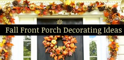 Diy Fall Decor Ideas For The Porch Copy This Simple Fall Front
