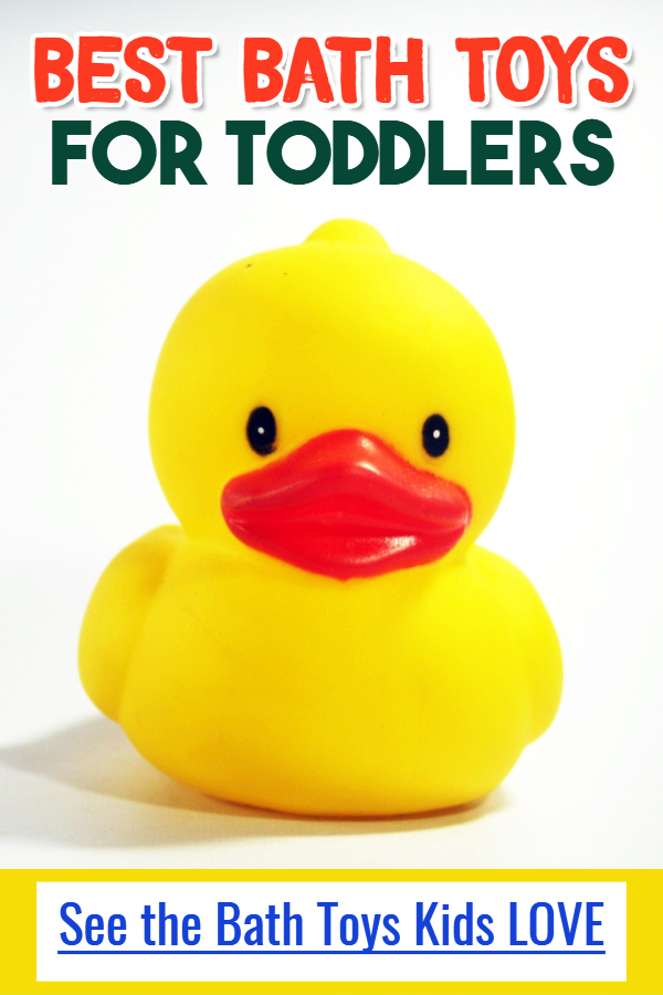Bath Toys for Toddlers! See the best bathtime toys toddlers love for bath time fun. Toddler bath activities and even some DIY bath toys ideas. Be sure to check out the bath toy organization hacks and ideas, too! Great mom advice and Mom Hacks for toddler moms