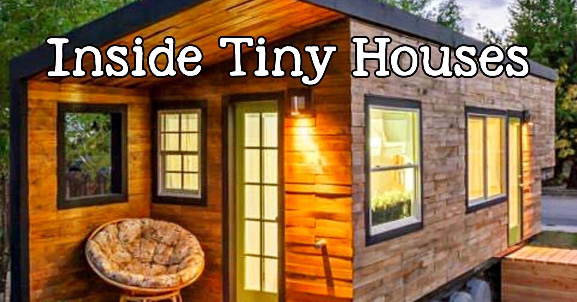 Tiny houses! Love HGTV Tiny Homes? Take a look inside tiny houses in these tiny house interior photos and images (interior AND exterior) These tiny house designs and floor plans are perfect tiny house plans under 1000 sq ft - they're like a tiny apartment on wheels for tiny home communities!