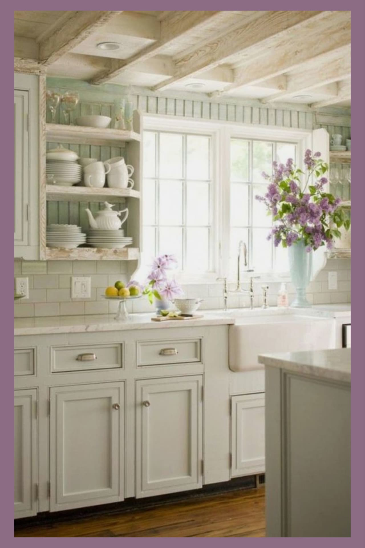 Country Cottage Kitchens - Country cottage kitchen ideas on a budget including: beach cottage kitchen ideas, modern cottage kitchen ideas, white cottage kitchen ideas, lake house kitchen cabinets and decor ideas, cabin kitchen decor ideas, country kitchen ideas for small kitchens and more kitchen decorating ideas on a budget
