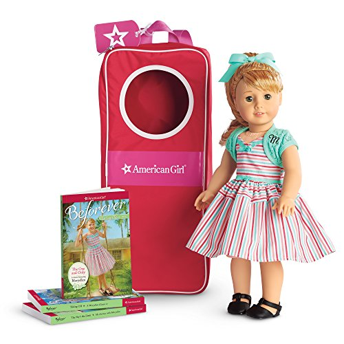 American Girl Maryellen Doll, Book & Backpack Collection