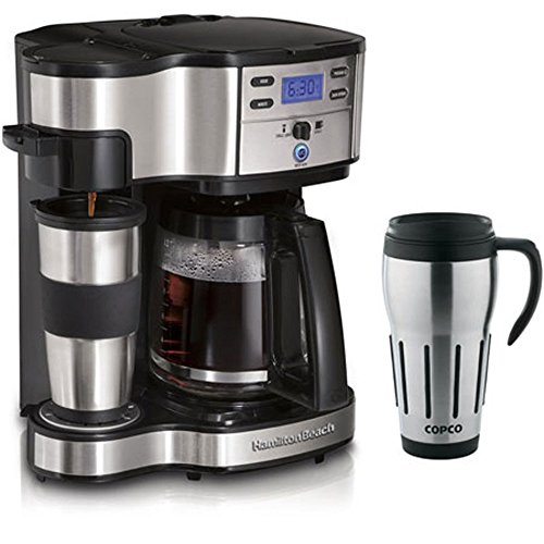 Coffee Maker And Single Cup Combo : Best Coffee Makers for the Money 2018 Best Coffee Maker Winners