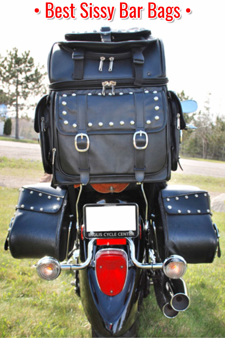Sissy Bar Bags for Motorcycles – Best Sissy Bar Bag Ideas