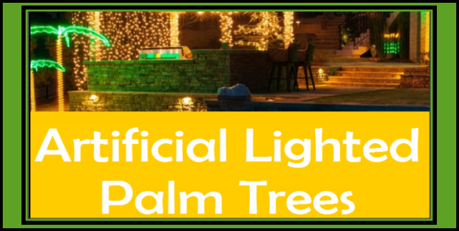 fake-lighted-artificial-palm-trees