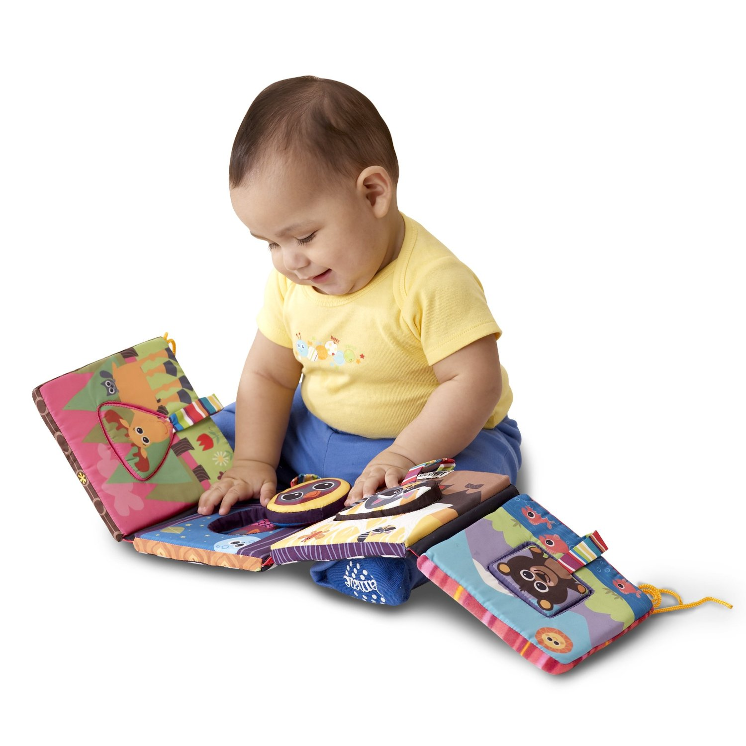 Baby Busy Book - hours of entertainment.. she loves it!