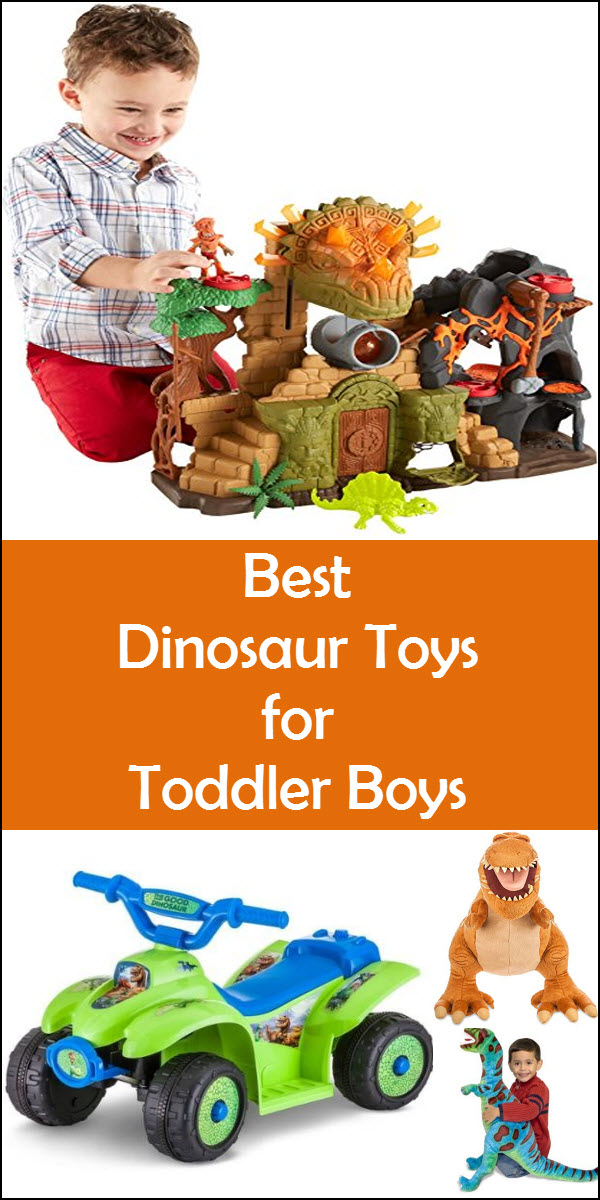 Best Dinosaur Toys for Toddler Boys