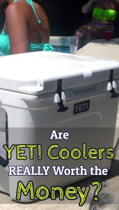 YETI Cooler Hype? Or are these coolers REALLY worth the money?