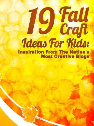 19 Easy and Fun Fall Craft Ideas for Kids #craftsforkids