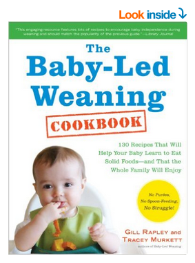 Baby led weaning cookbook.  What to feed baby when doing baby led feeding?  Here are 130 baby led weaning recipes that your whole family will enjoy.