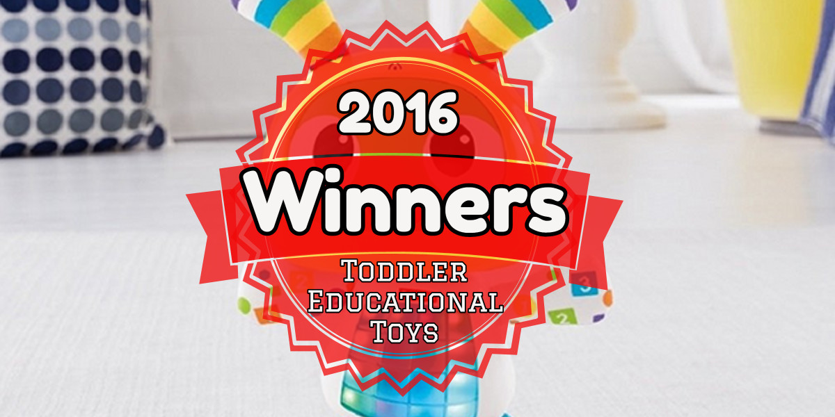 Award Winning Educational Toys for Toddlers 2016
