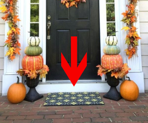 Rug for my Fall front porch