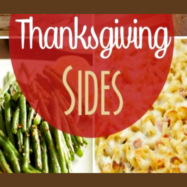 easy Thanksgiving side dishes – make ahead recipes, vegetable side dishes, casserole recipes, side dishes you can make in your slow cooker, traditional side dish ideas, and some healthy Thanksgiving dinner side dish ideas - Easy Christmas Dinner Side Dishes too