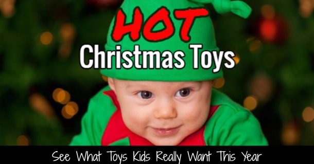 Hottest Christmas Toys This Year