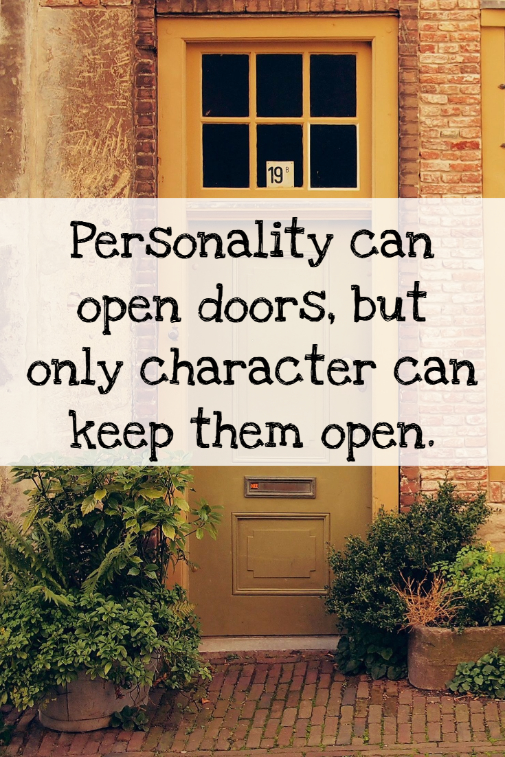 personality inspirational motivational quote