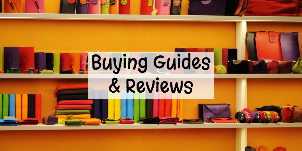 Buying guides and product reviews from Involvery