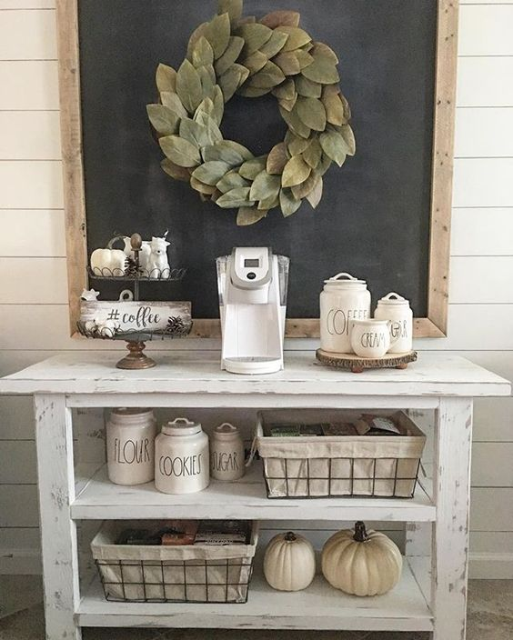 Farmhouse Kitchen Canister Sets And Decor Ideas