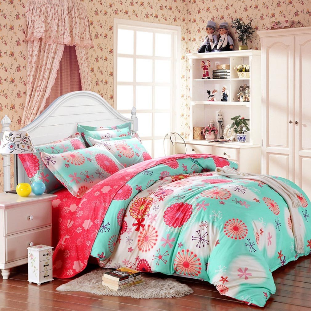 Unique ideas for a girl's bedroom