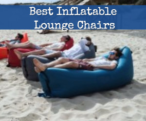 Best inflatable hammock lounger air chairs based on consumer reports, inflatable hammock reviews, feedback and testing results.