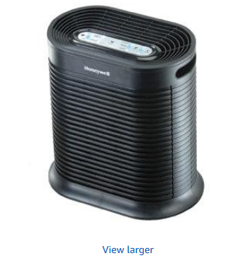 Which air purifier did Consumer Reports pick as BEST?  This HEPA air purifier right here - and it's a GOOD one (and pretty cheap, too)