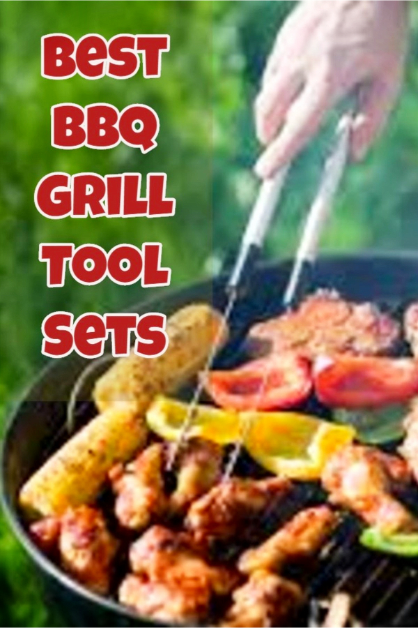 Best BBQ Grill Tools and Grilling Tool Sets for 2019