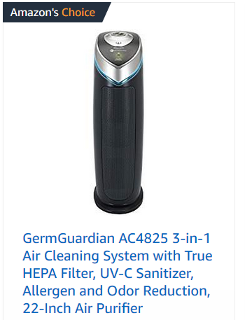Best affordable HEPA air purifier - price is cheap but it's a GREAT air purifier