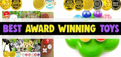 BEST TOYS! Award Winning Toys for Toddlers – 2019 Educational Toys Winners List