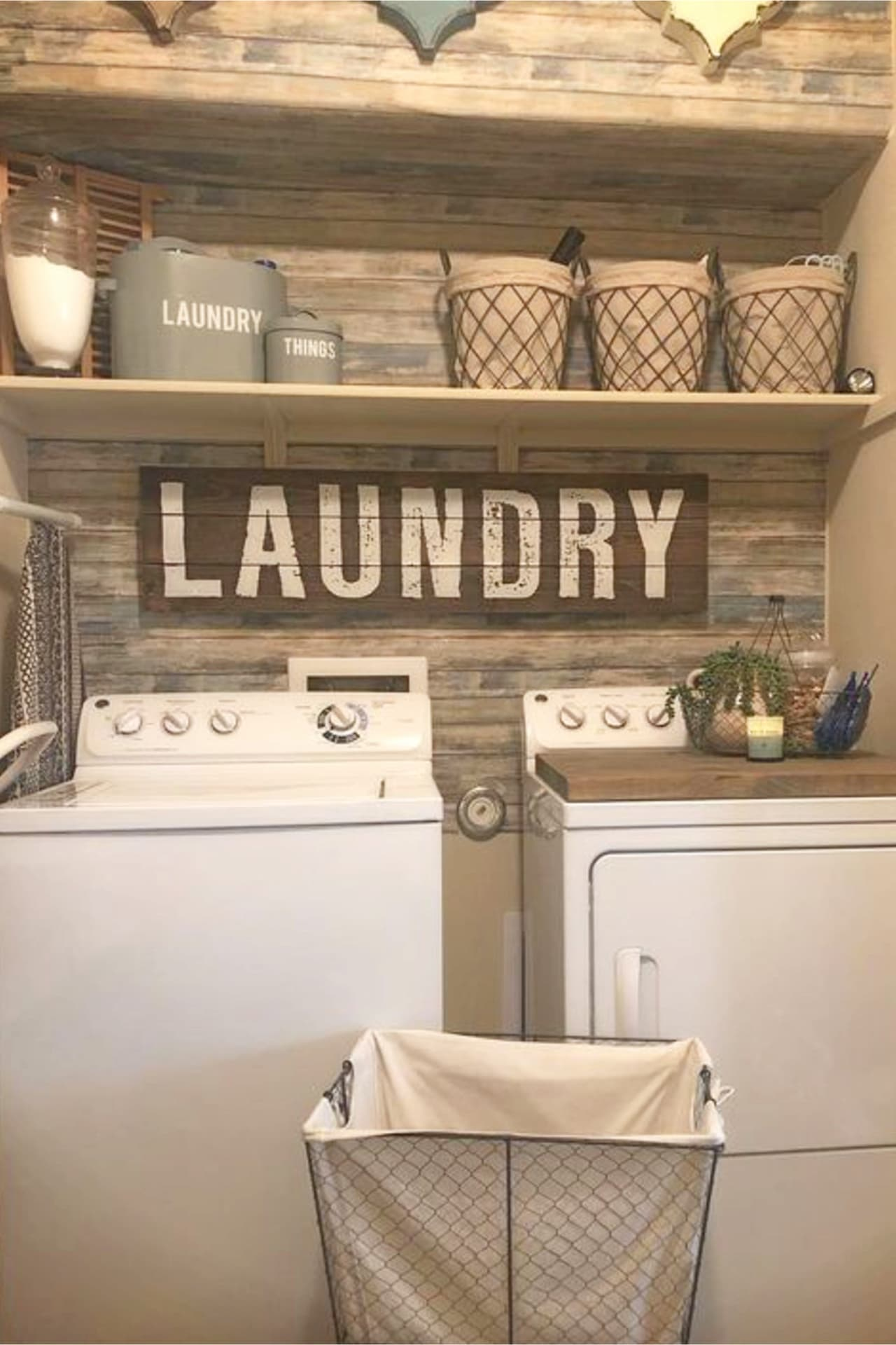 Laundry Nook Ideas We Love Clever Diy Ideas