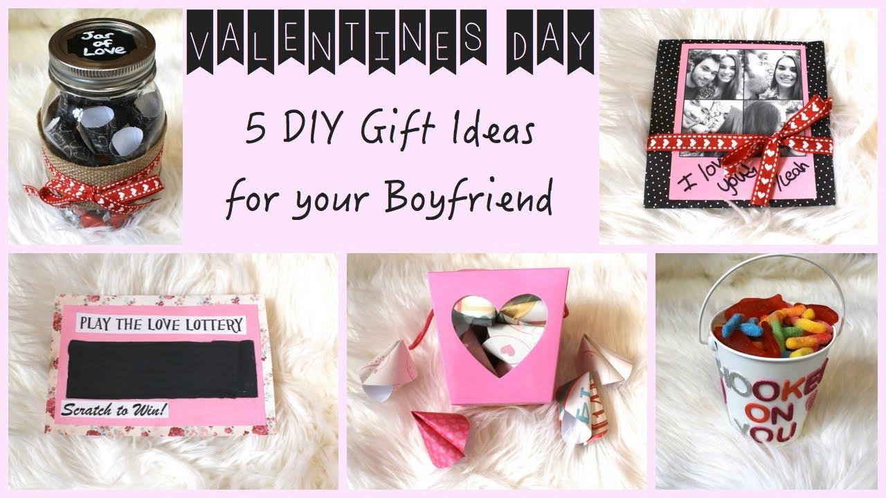 26 Homemade Valentine Gift Ideas For Him - DIY Gifts He Will Love - Involvery