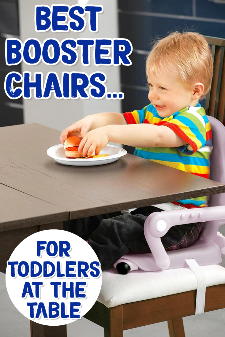 Best Booster Chairs for Toddlers at the Table