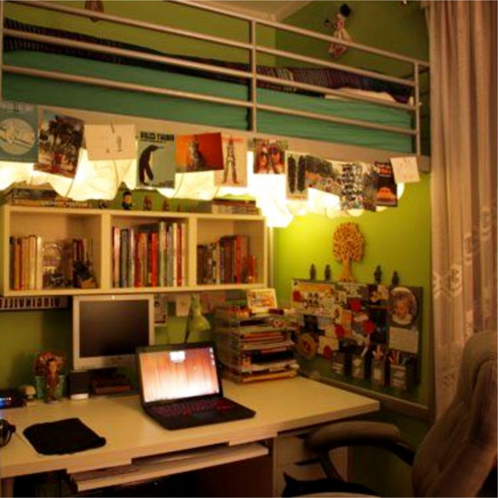 cool dorm room ideas to decorate your dorm room #dormroomideas #gettingorganized #goals