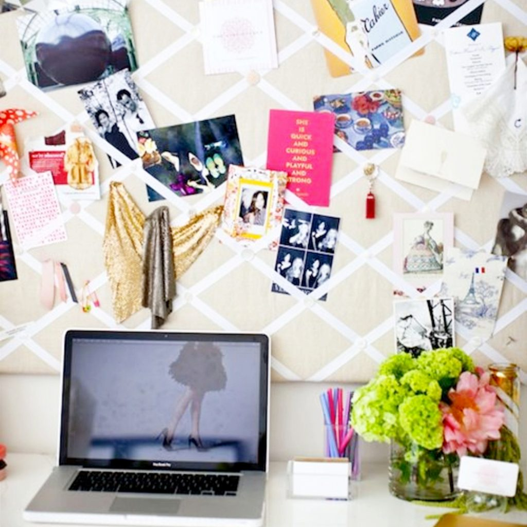 dorm room ideas - super cute dorm room inspiration and pictures #dormroomideas #gettingorganized #goals
