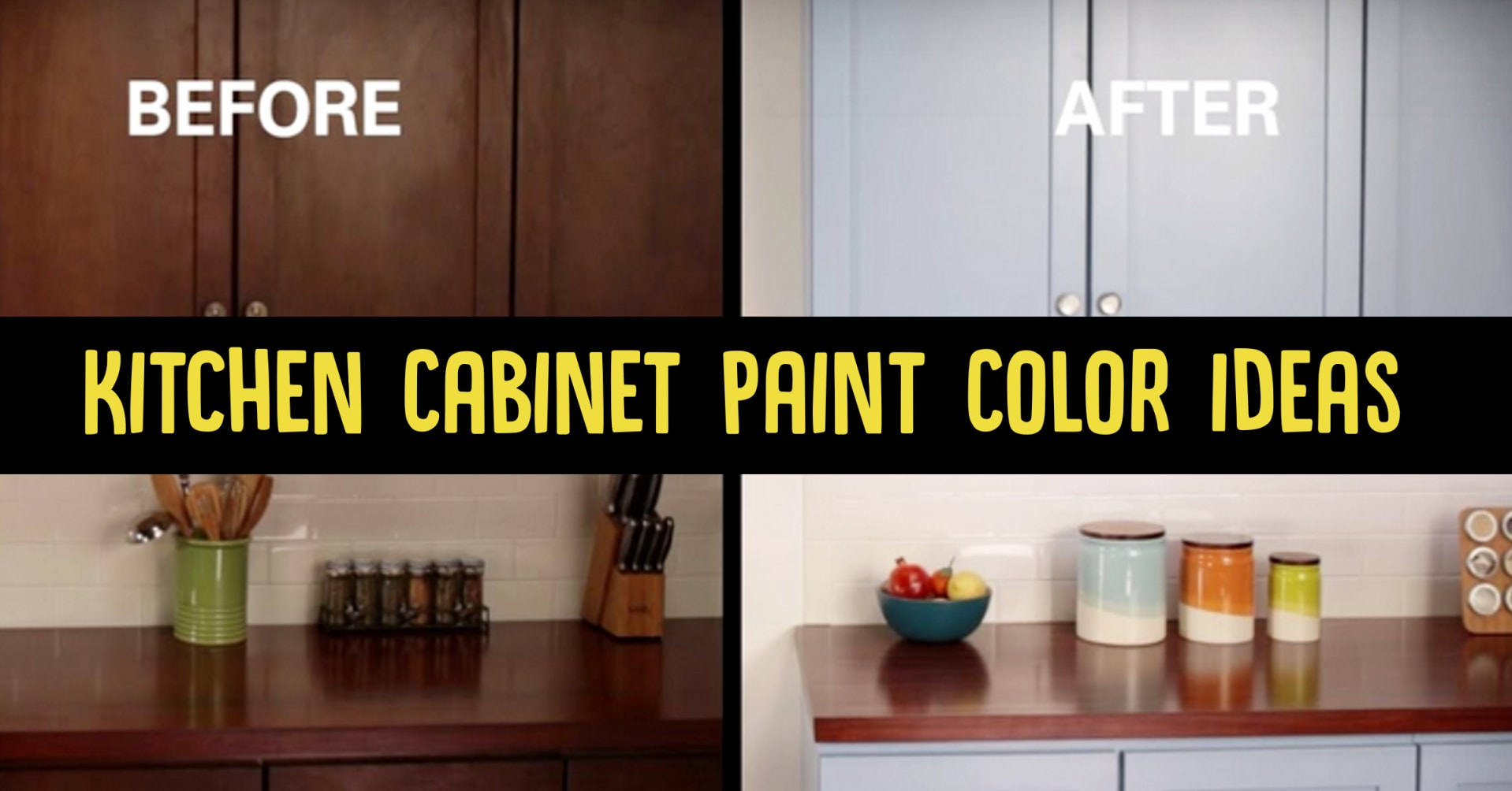 Paint colors for kitchen cabinets - pictures - top paint colors and most popular painted cabinet colors this year