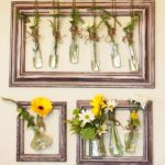 Old Window Crafts - DIY Window Frame Craft Ideas - DIY projects with old window frames #diyhomedecor #oldwindows #repurposed #projectstotry