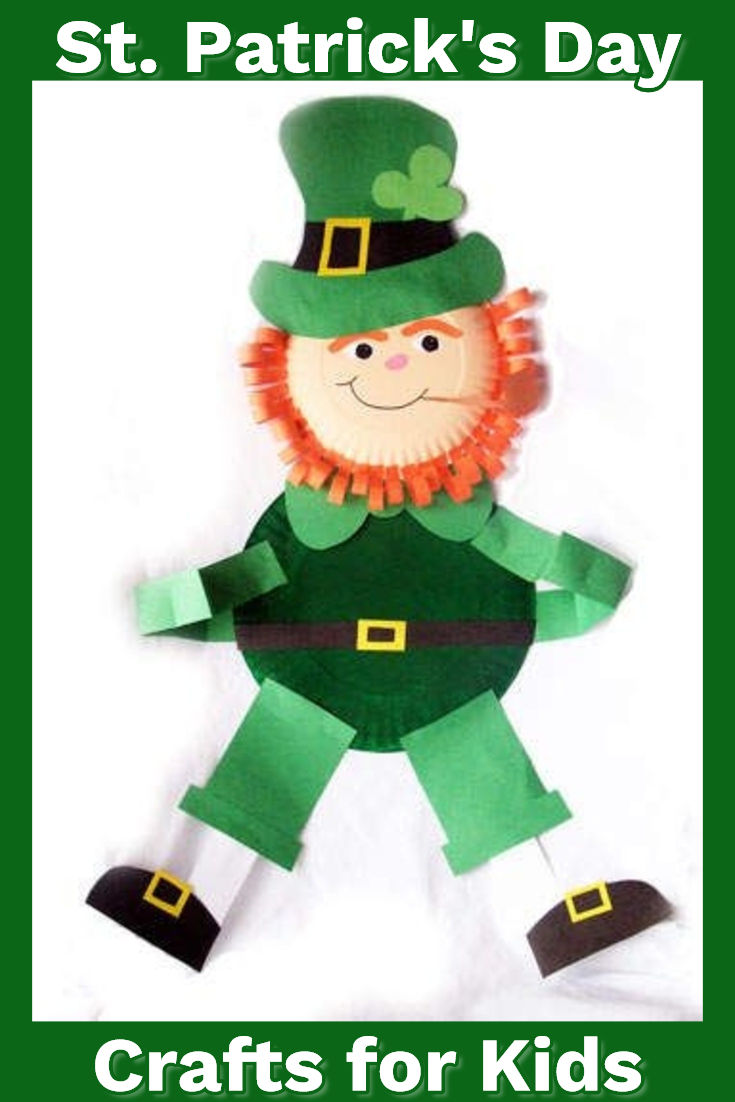 35+ St Patrick's Day Crafts For Kids – Easy St Paddy's Day Craft Ideas For Kids To Make