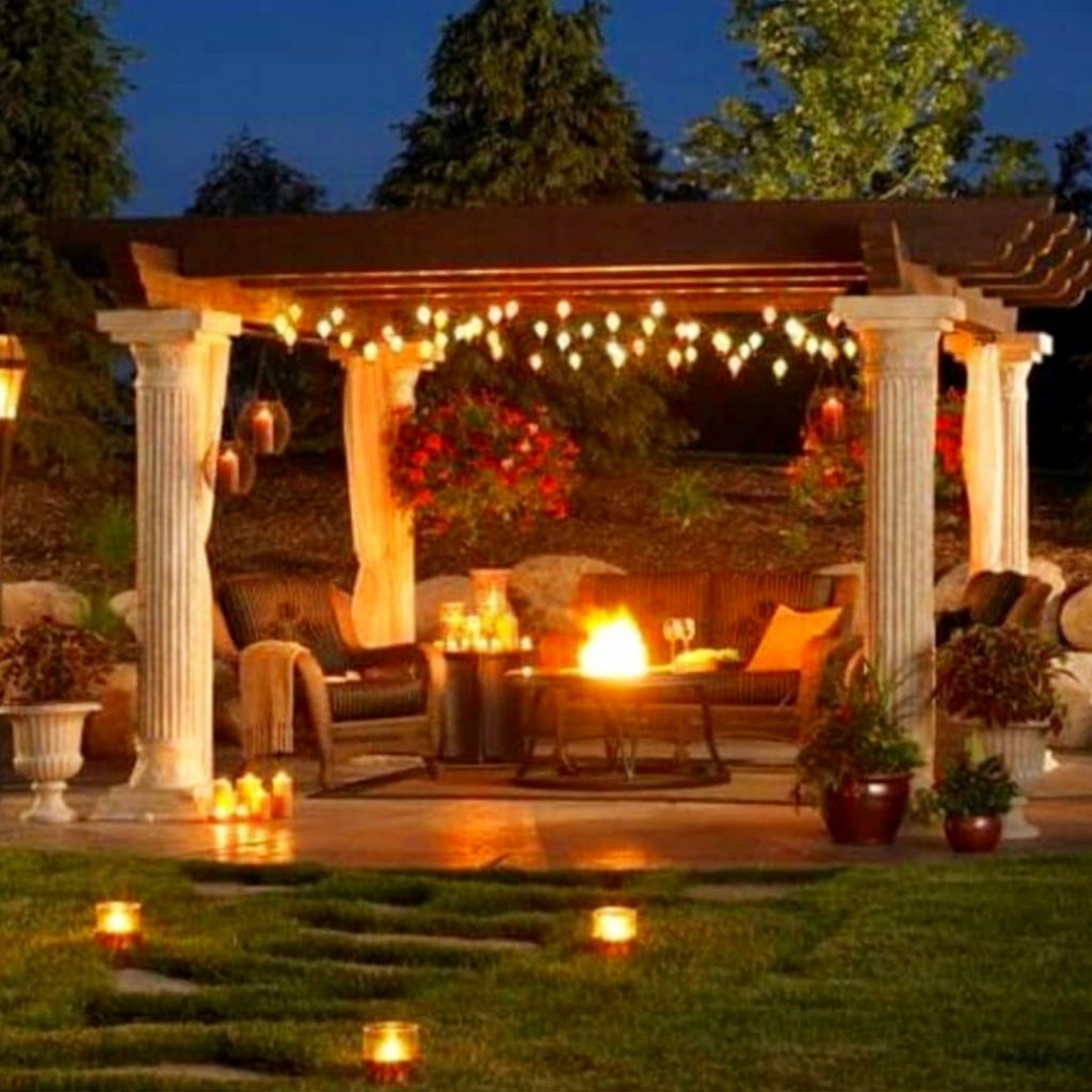 Fire Pit Ideas - Backyard Fire Pits DIY Ideas #gardenideas #diyhomedecor