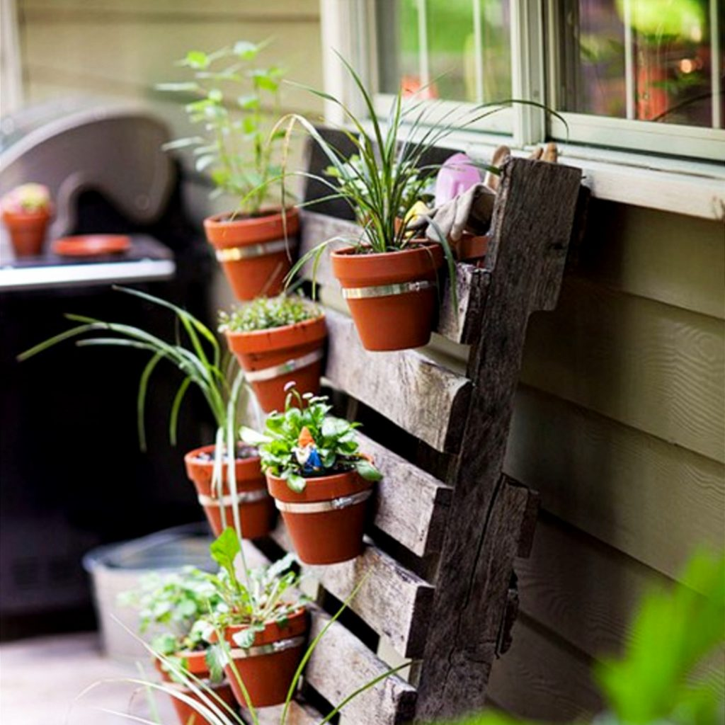 Ideas for clay pots -  DIY ideas for decorating with clay flower pots