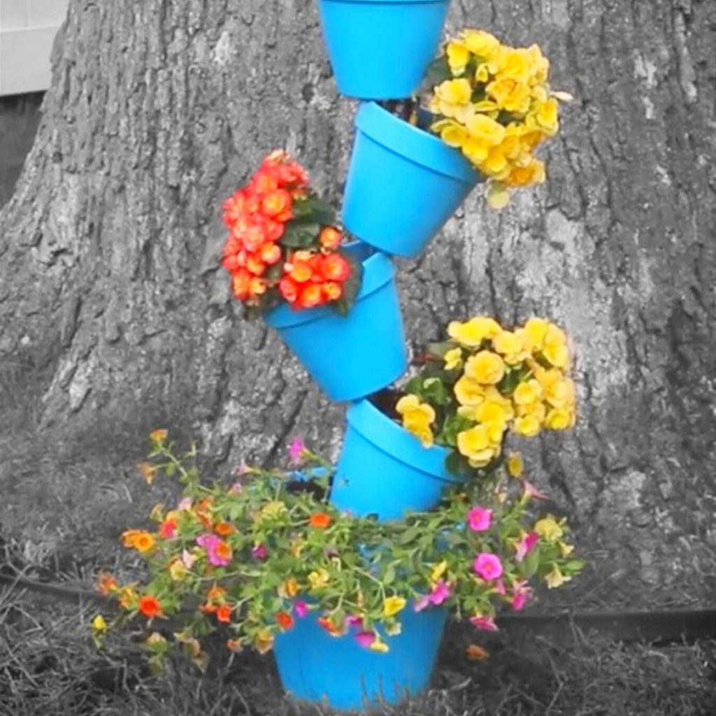 Ideas for clay pots -  Clay Pot decorations ideas