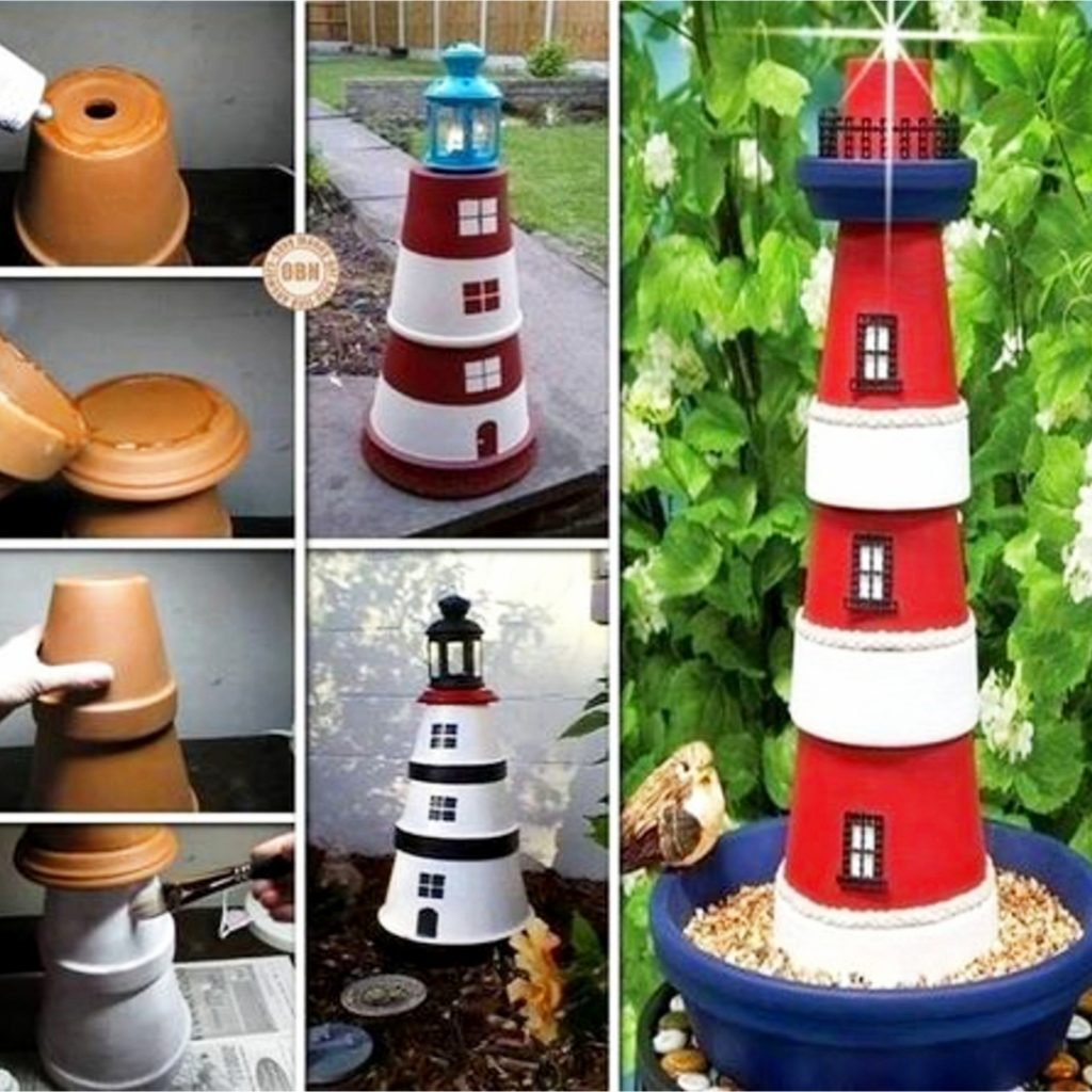 how to decorate clay pots at home - clay pot ideas