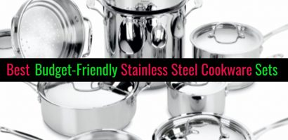 3 Best Stainless Steel Cookware Sets under $200 That ARE Worth The Money