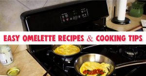 Easy Omelette Recipes - French Omelette Stainless Steel Pan - How to make omelettes easy video - Omelette recipes - how to make an omelette that doesn't stick to the pan - cook omelette in stainless steel pan