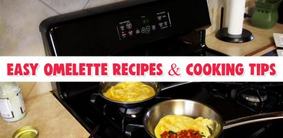 Easy Omelette Cooking Tips – Make the PERFECT Omelette in a Stainless Steel Pan WITHOUT Sticking