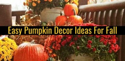 Fall Decorating with Pumpkins – 8 Creative DIY Pumpkin Decor Ideas You'll Love