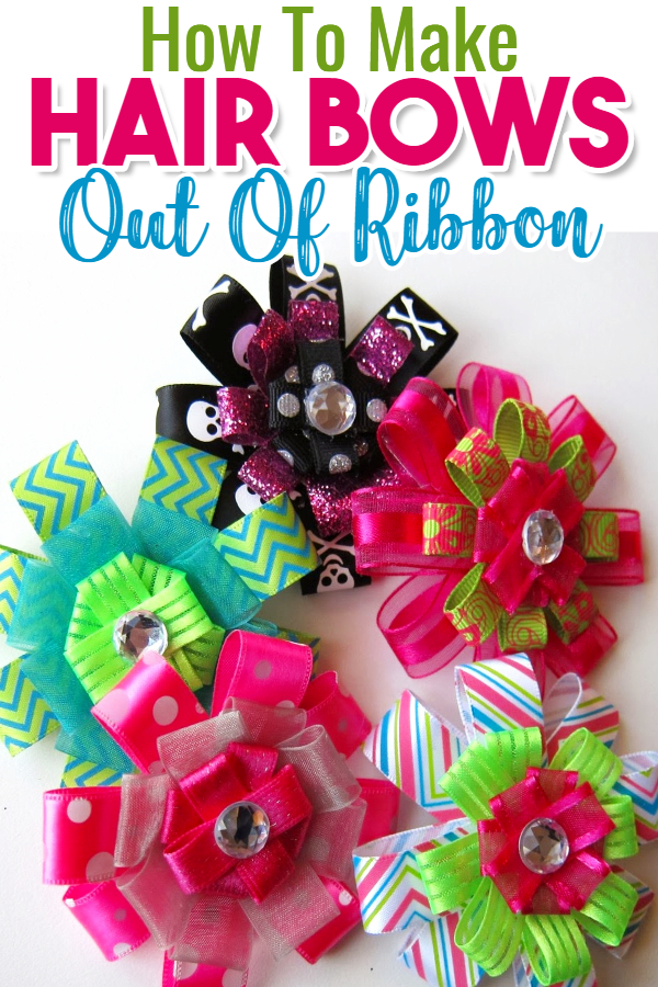 How To Make Hair Bows for Babies