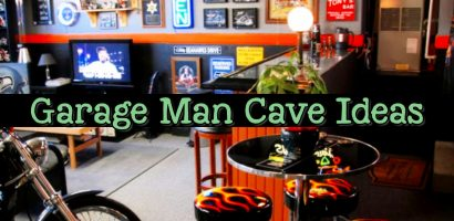Man Cave Ideas – Garage Man Cave Ideas on a Budget