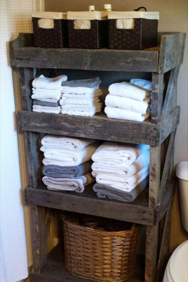 DIY Rustic Shelves - Easy DIY Rustic Home Decor Ideas on a Budget