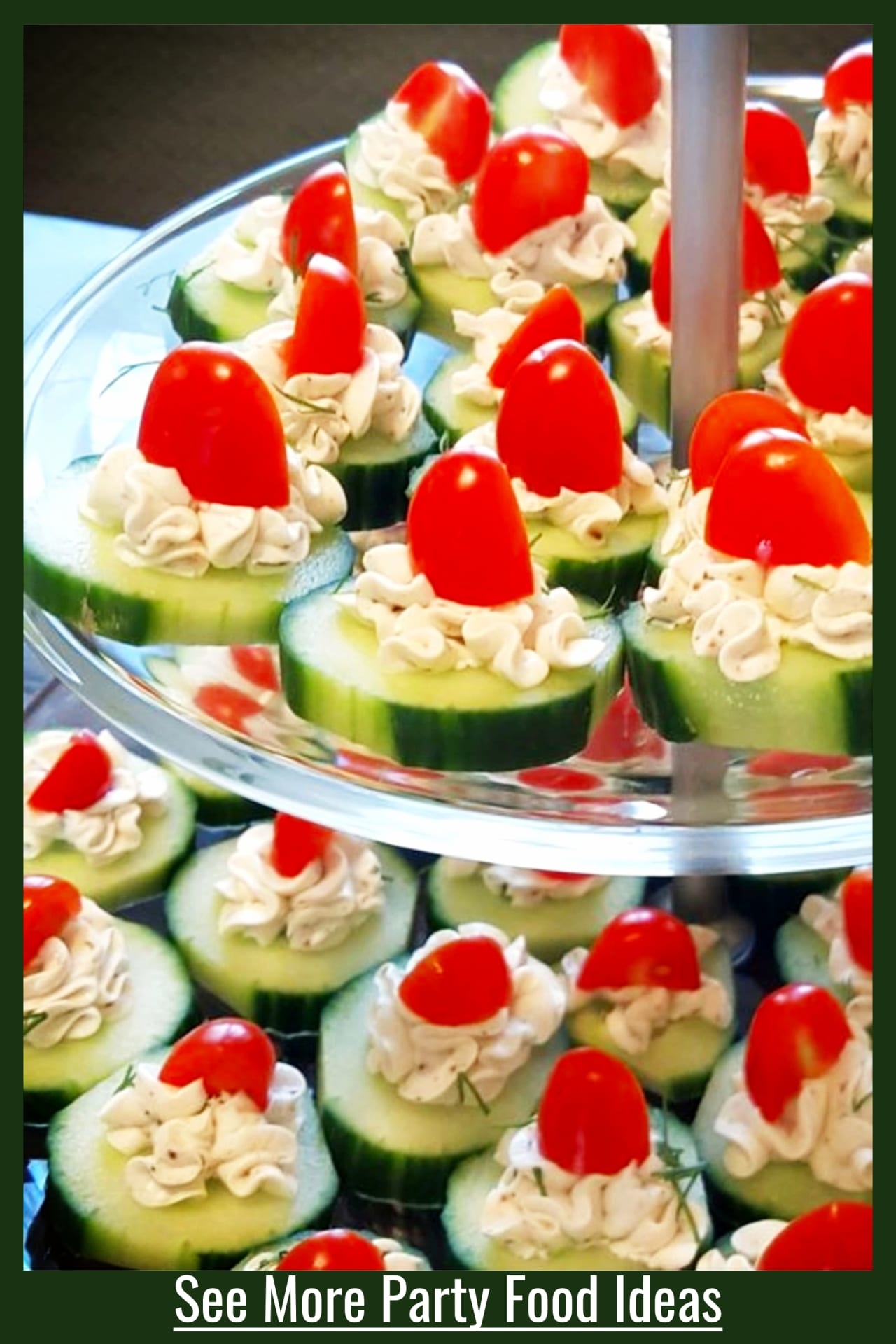 Block party food appetizers - easy party appetizer ideas for feeding a crowd - Simple summer party appetizer and salads ideas