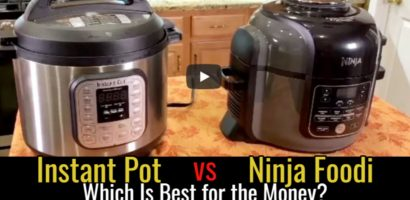 Instant Pot vs Ninja Foodi Multi-Cooker – Which Is the Best Instant Cooker?