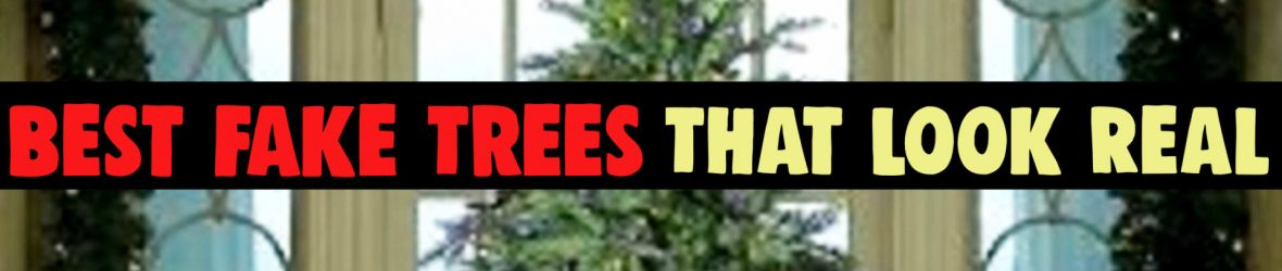 Most Realistic Artificial Christmas Tree Reviews & Deals for 2020 Holiday Season
