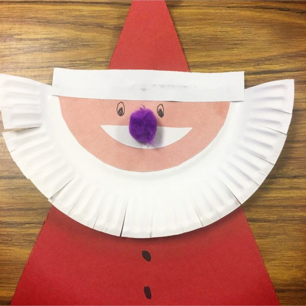 cute and easy DIY Christmas crafts for kids to make! All these Holiday craft projects appear to be easy DIY crafts for kids so should be suitable for toddlers, preschoolers, and up
