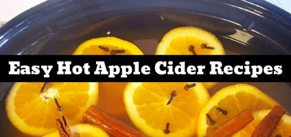 Easy Apple Cider Recipes for Instant Pot and Crock Pot